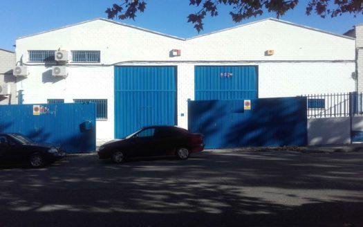 Nave industrial alquiler Arganda del Rey 715 m21