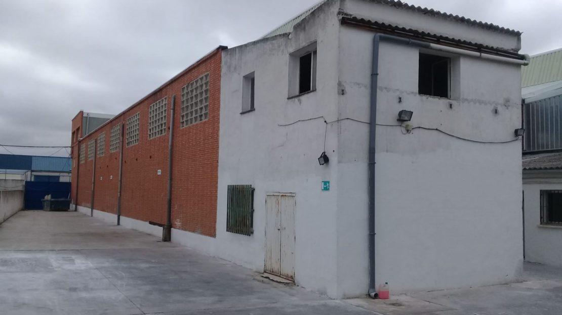 Nave en San Fernando de Henares 333