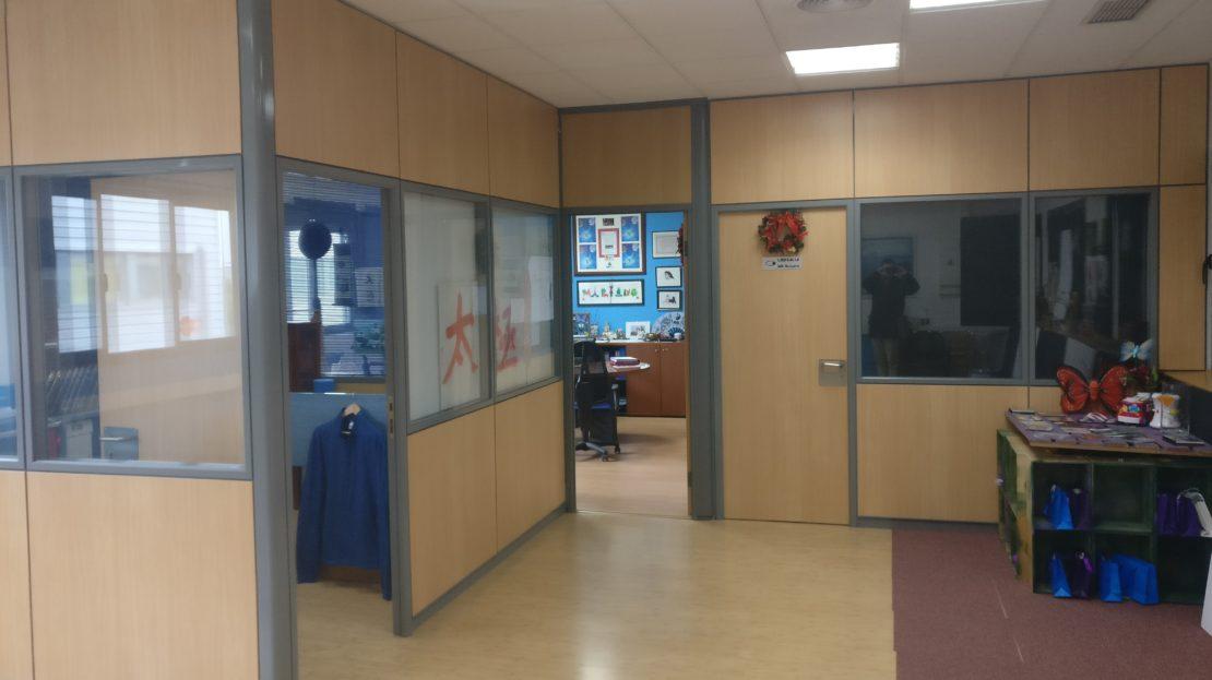 oficinas de nave en madrid