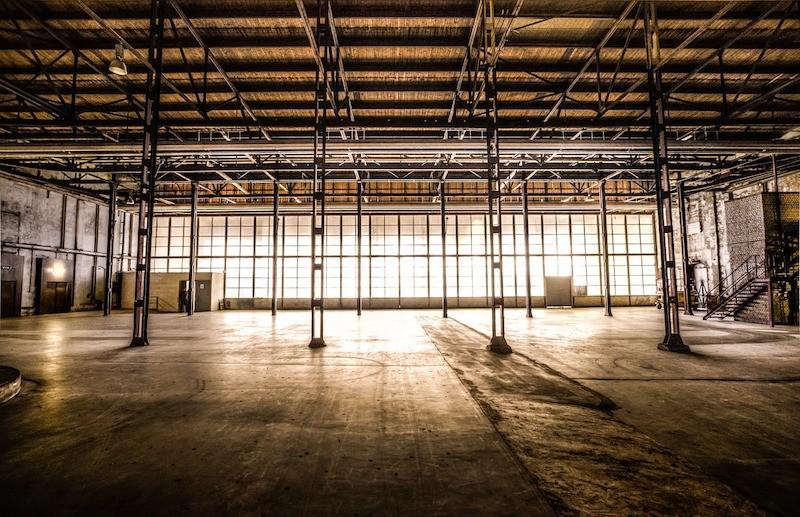 precio nave industrial m2