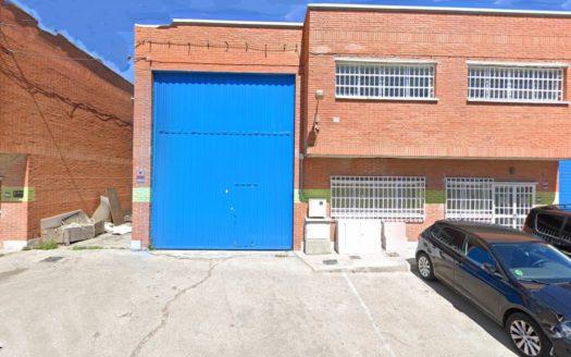 NAVE EN ALQUILER EN FUENLABRADA 1