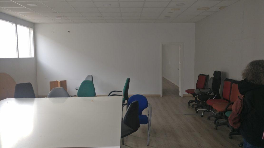 oficina nave en valdemoro