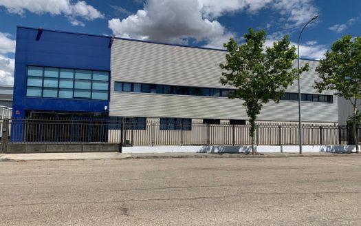 Nave venta alquiler Alcalá de Henares7