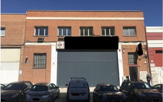 Nave alquiler venta Madrid Capital Vallecas5 1