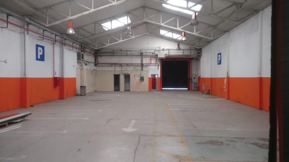 parking nave en madrid