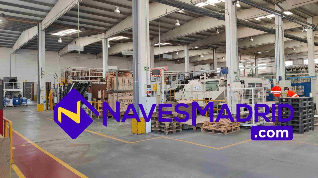 poligono industrial en alcala de henares
