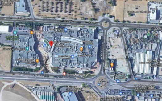 Solar Alcorcón 11.892 m2